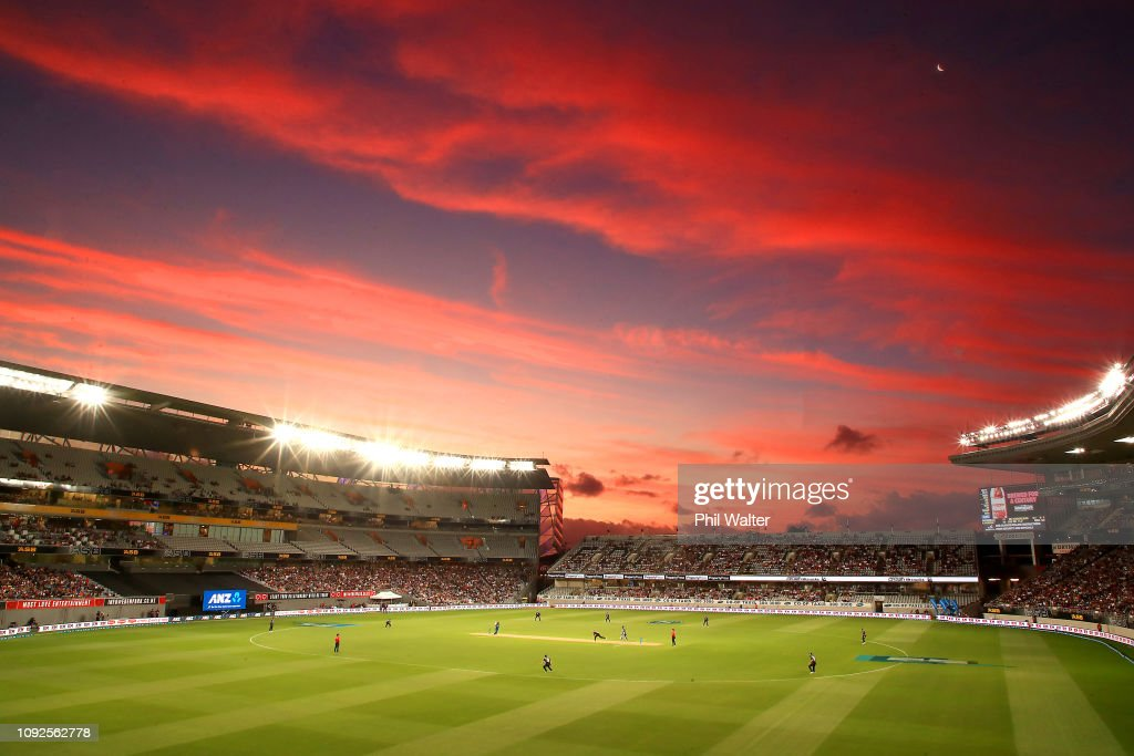New Zealand v Sri Lanka - T20 : News Photo