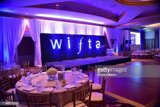 General View at the 2019 WIFTA Gala at Four Seasons Hotel on November 9 2019 in Atlanta Georgia