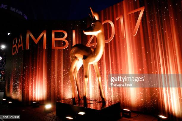 General view at the Bambi Awards 2017 at Stage Theater on November 16 2017 in Berlin Germany