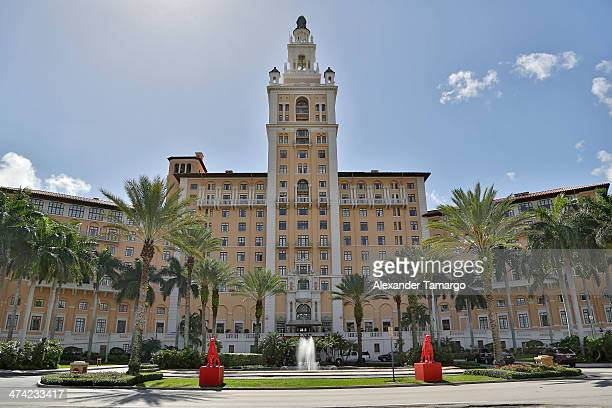 General view at the Barilla Interactive Lunch Hosted By Katie Lee during the Food Network South Beach Wine Food Festival at The Biltmore Hotel on...