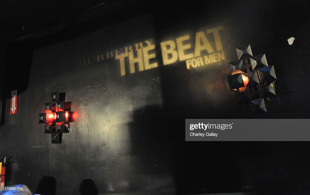 Burberry And GQ Celebrate Burberry The Beat For Men In Los Angeles : News Photo