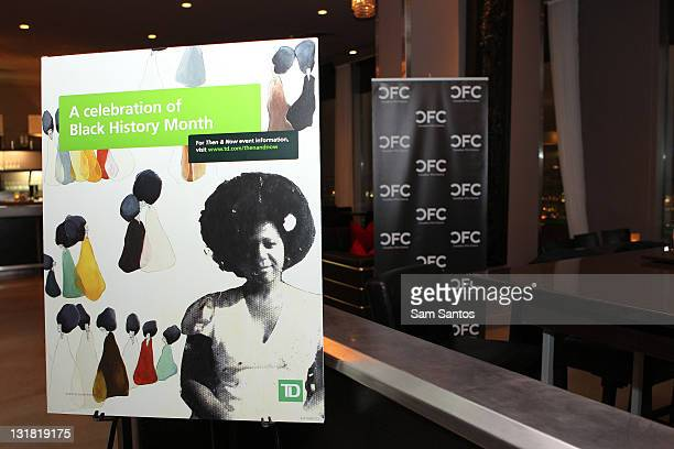 A general view at the celebration of Black History Month presented by TD CFC and Clement Virgo are pleased to host a special evening in conversation...