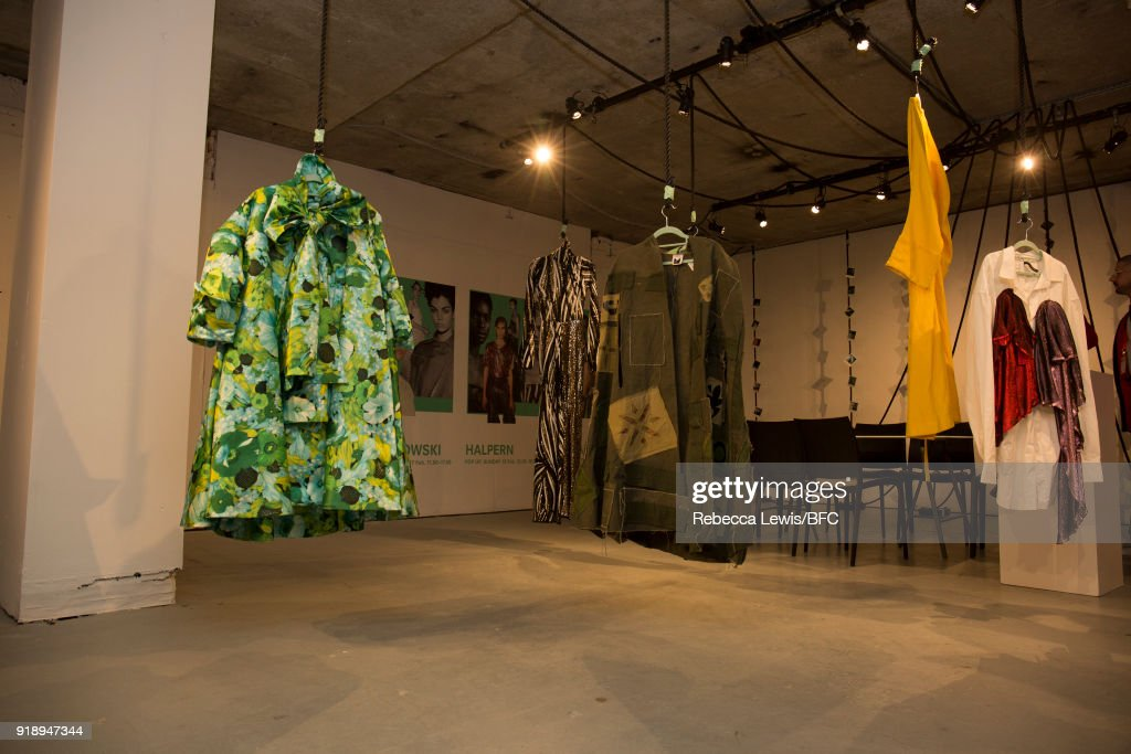 A General View At The Designer Showrooms During London Fashion Week News Photo Getty Images