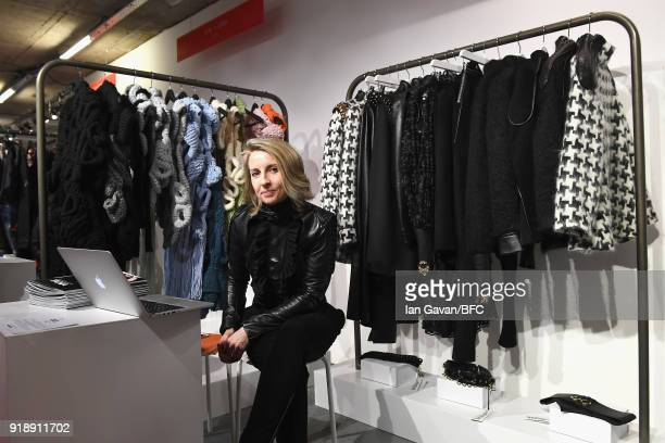 50 Designer Showrooms Preview Lfw February 2018 Photos And Premium High Res Pictures Getty Images