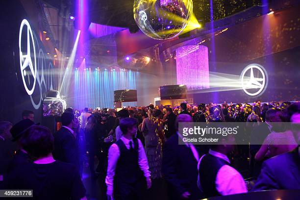 A general view at the during the Bambi Awards 2013 after show party on November 13 2014 in Berlin Germany