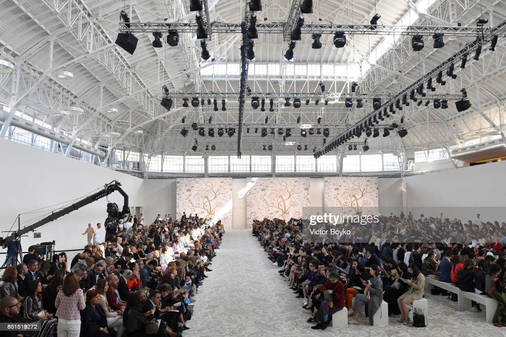 Etro - Runway - Milan Fashion Week Spring/Summer 2018 : ニュース写真