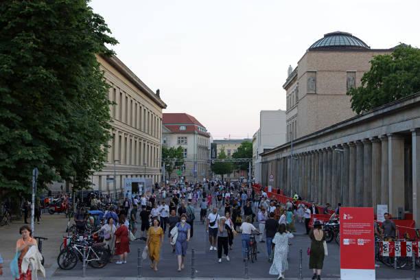 DEU: General Views -The 71st Berlinale International Film Festival Summer Special