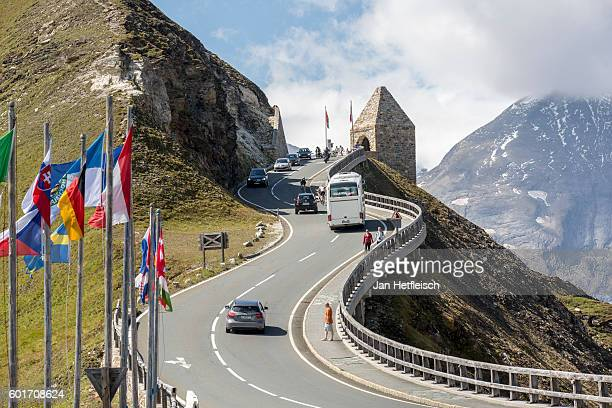 Fuscher Toerl Stock Photos And Pictures Getty Images - How high above sea level am i