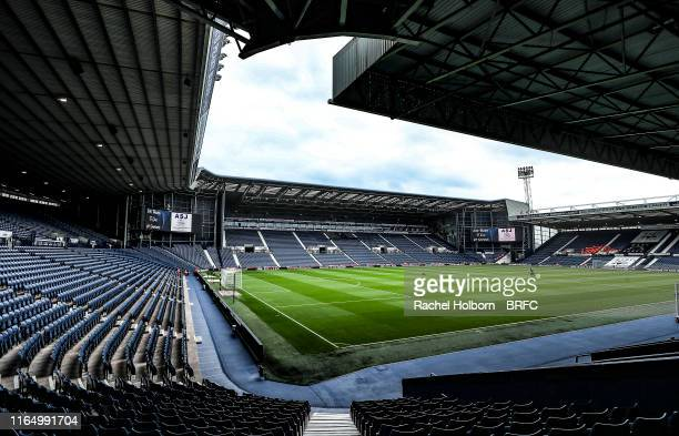 General View at The Hawthorns before the Sky Bet Championship match between West Bromwich Albion and Blackburn Rovers at The Hawthorns on August 31,...