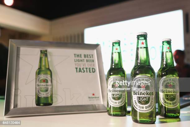 General view at the Heineken Light Burger Bash Presented By Schweid Sons hosted by Rachael Ray At The Food Network Cooking Channel South Beach Wine...
