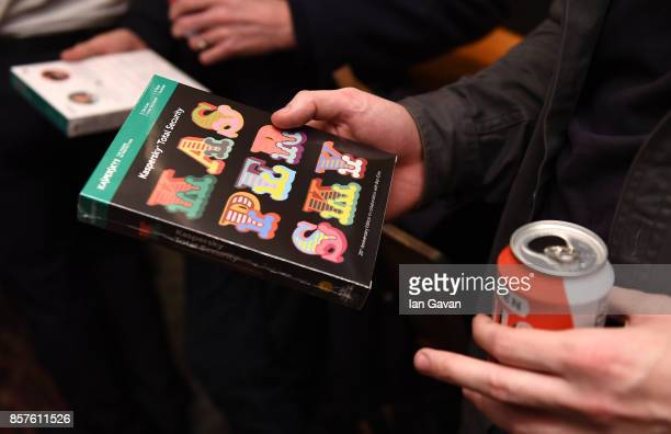 A general view at the launch of the ad campaign film 'Back To Work' sealing the artistic collaboration between Kaspersky Lab and Ben Eine on the...
