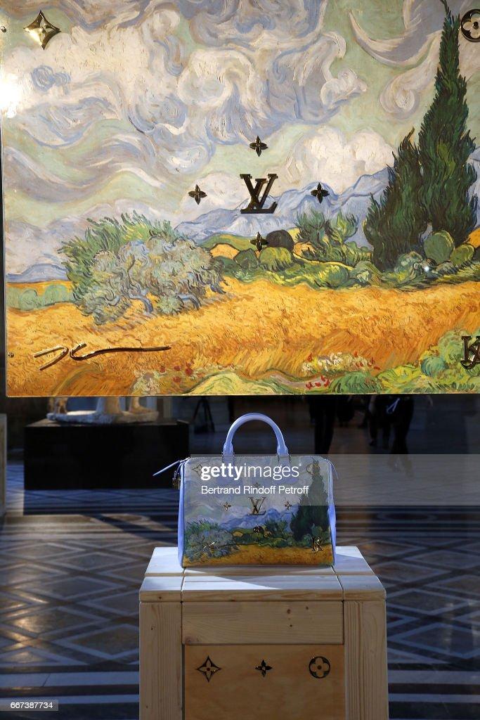 Louis Vuitton : LVxKOONS Exhibition : ニュース写真