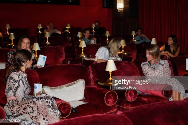 General view at the Marc Cain Spring/Summer 2021 screening at Soho House on August 5 2020 in Berlin Germany