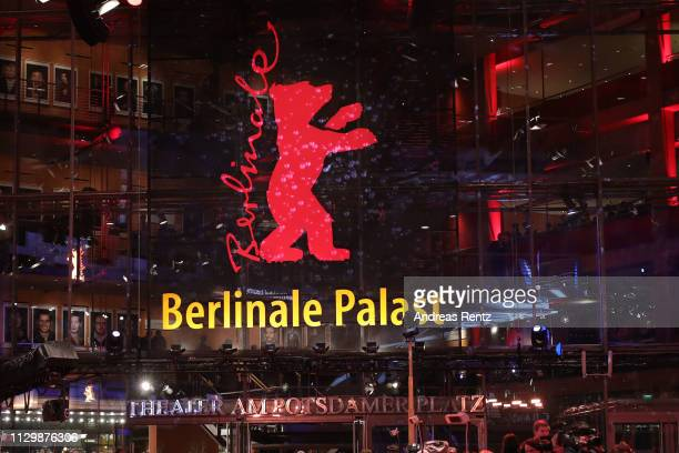 "General view at the ""Marighella"" premiere during the 69th Berlinale International Film Festival Berlin at Berlinale Palace on February 15, 2019 in..."