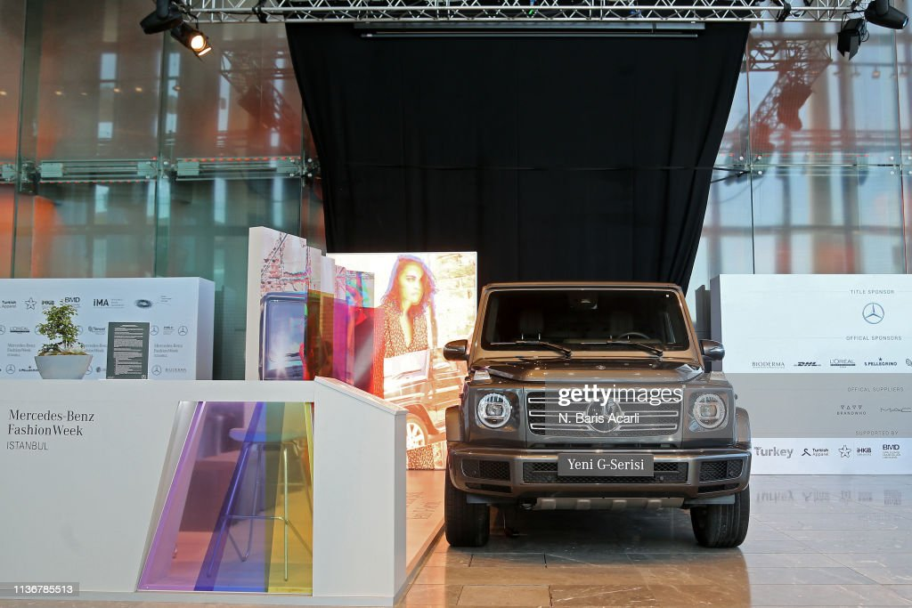 TUR: Atmosphere - Mercedes-Benz Fashion Week Istanbul - March 2019