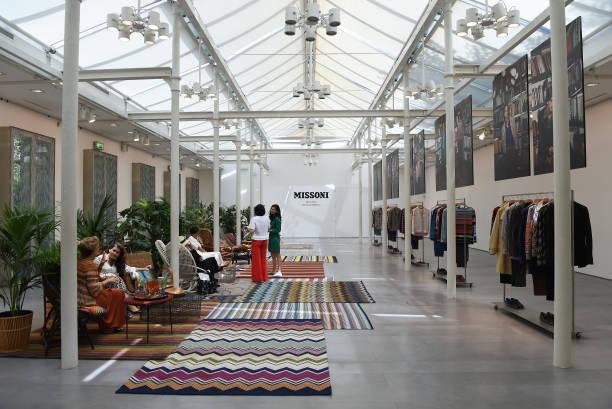 ITA: Missoni - Presentation - Milan Men's Fashion Week Spring/Summer 2020