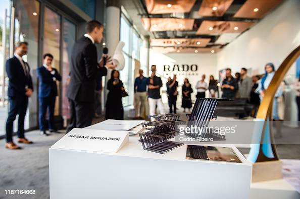 General View At The Rado Star Prize Event 2019 During Dubai Design News Photo Getty Images
