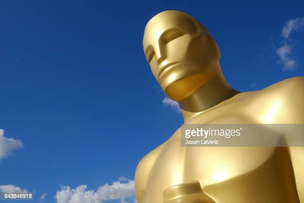 A general view at the red carpet roll out for the 89th annual Academy Awards on February 22 2017 in Hollywood California