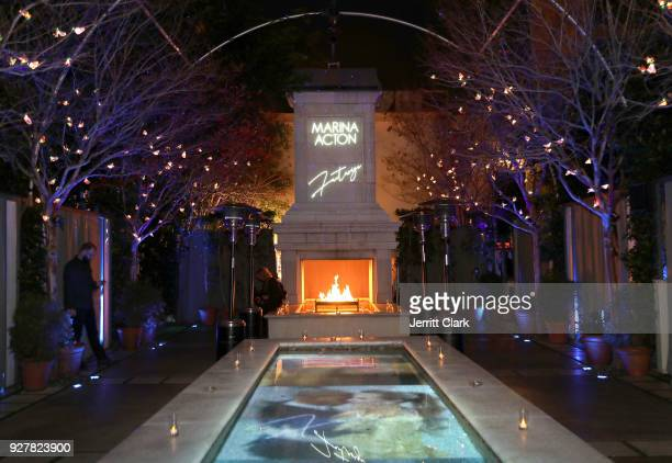 General view at The Release Of Marina Acton's New Single Fantasize at Boulevard3 on March 5 2018 in Hollywood California