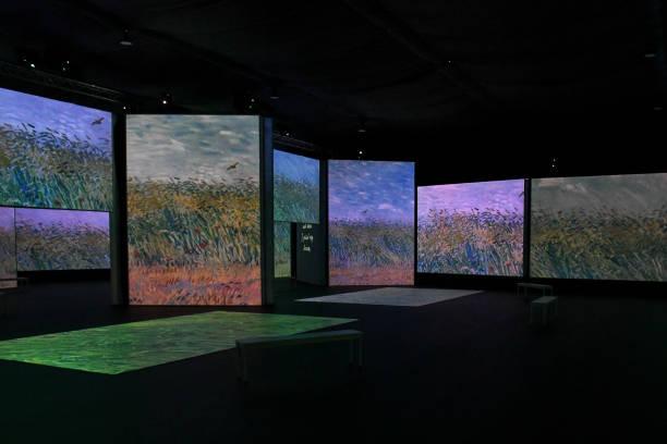 GBR: Van Gogh Alive Arrives at Manchester's MediaCity