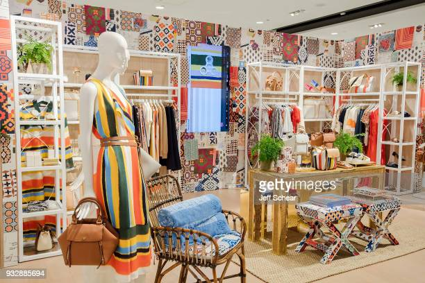 General view at Tory Burch Celebrates The Tory Burch Pop-Up at Nordstrom Michigan Avenue on March 15, 2018 in Chicago, Illinois.