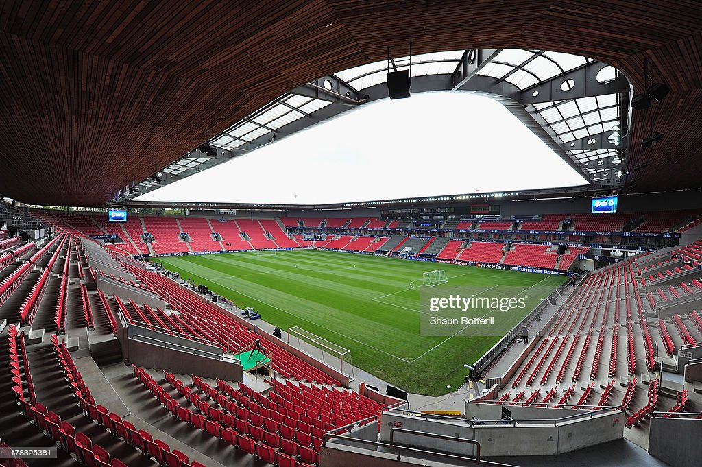 Czech Republic vs Germany will take place at the Eden Arena in Prague. Photo by Shaun Botterill/Getty Images)