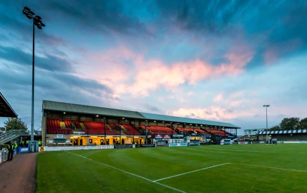 GBR: Ayr United v Kilmarnock FC - Cinch Scottish Championship