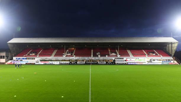 GBR: Dunfermline Athletic v Raith Rovers - Cinch Scottish Championship