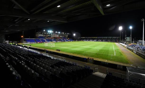 GBR: Inverness CT v Arbroath FC - Cinch Scottish Championship