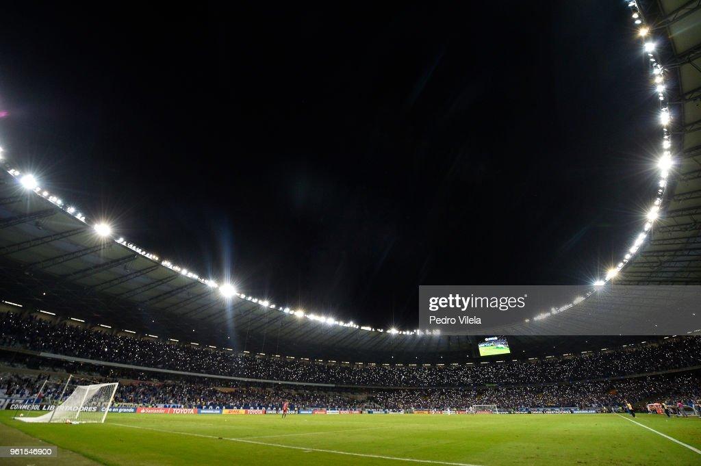 Cruzeiro v Racing Club - Copa CONMEBOL Libertadores 2018 : ニュース写真