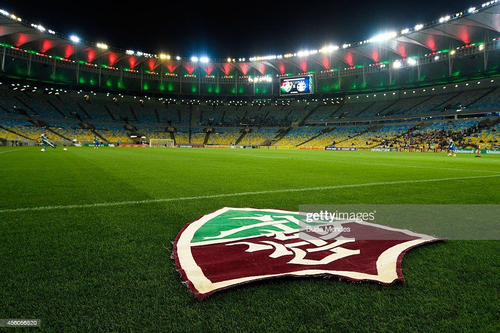 Fluminense v Gremio - Brasileirao Series A 2014 : ニュース写真