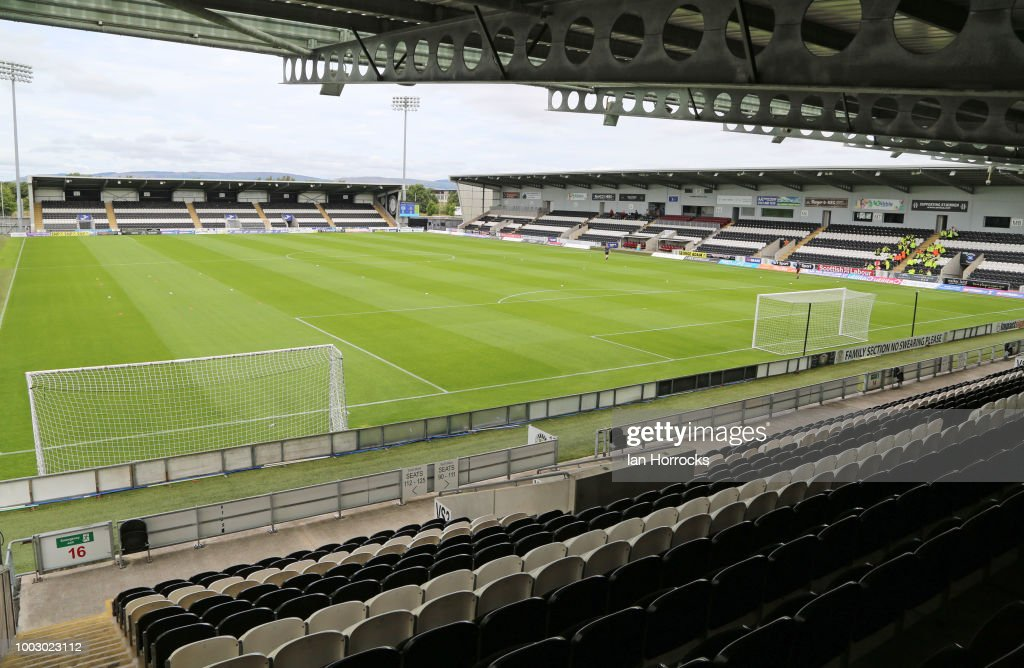 St. Mirren v Sunderland: Pre-Season Friendly