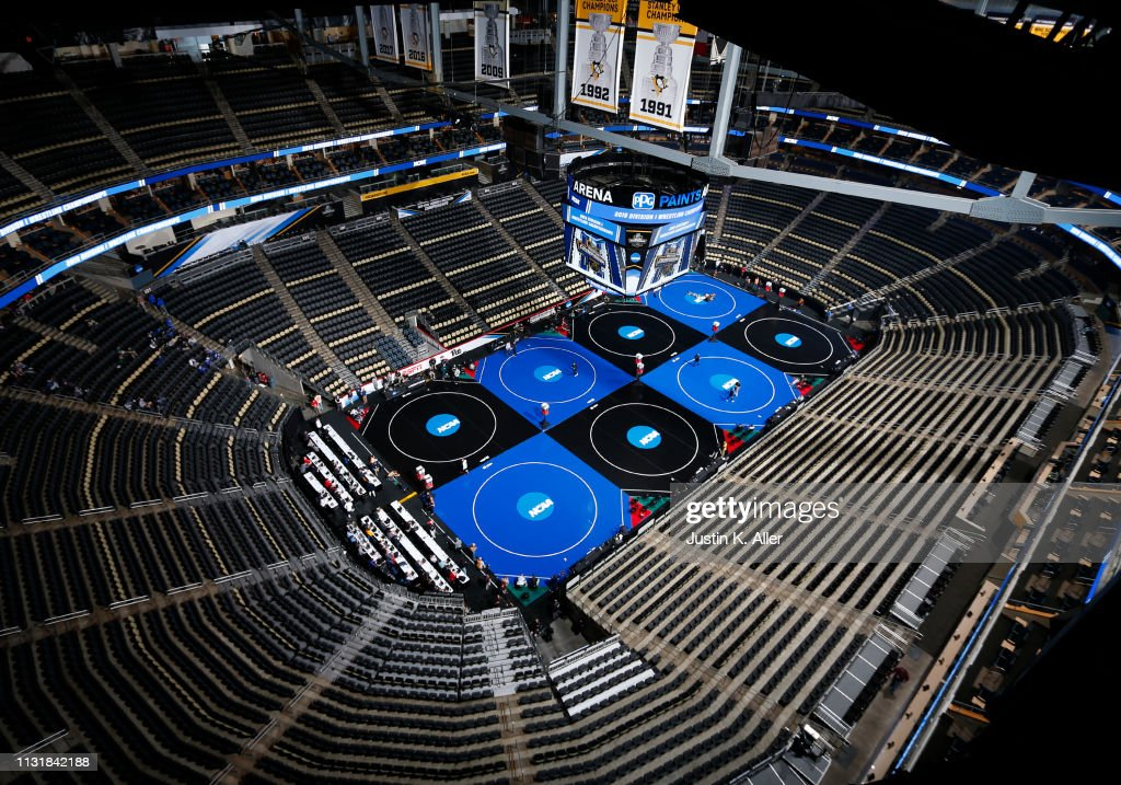 PA: 2019 NCAA Division I Men's Wrestling Championship