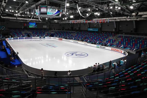 RUS: ISU Junior Grand Prix of Figure Skating - Krasnoyarsk