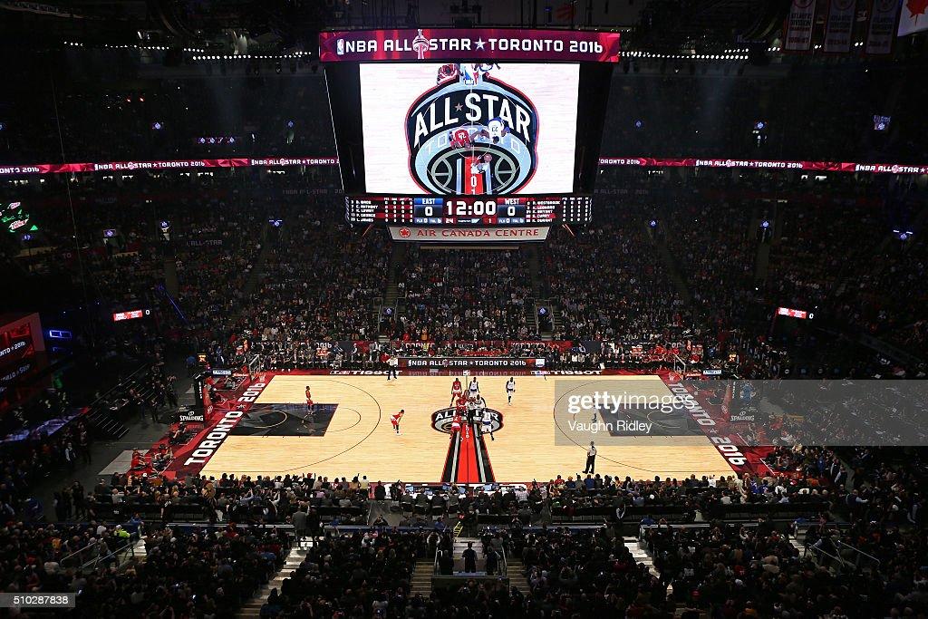 NBA All-Star Game 2016 : News Photo