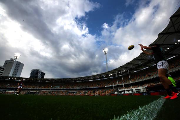 AUS: AFL Rd 12 - Melbourne v Collingwood