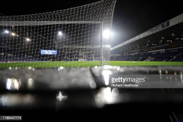 General view before the Sky Bet Championship match between West Bromwich Albion and Bristol City at The Hawthorns on November 27, 2019 in West...
