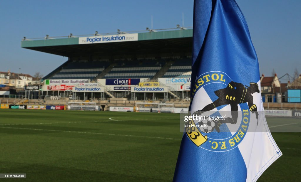 GBR: Bristol Rovers v Sunderland - Sky Bet League One