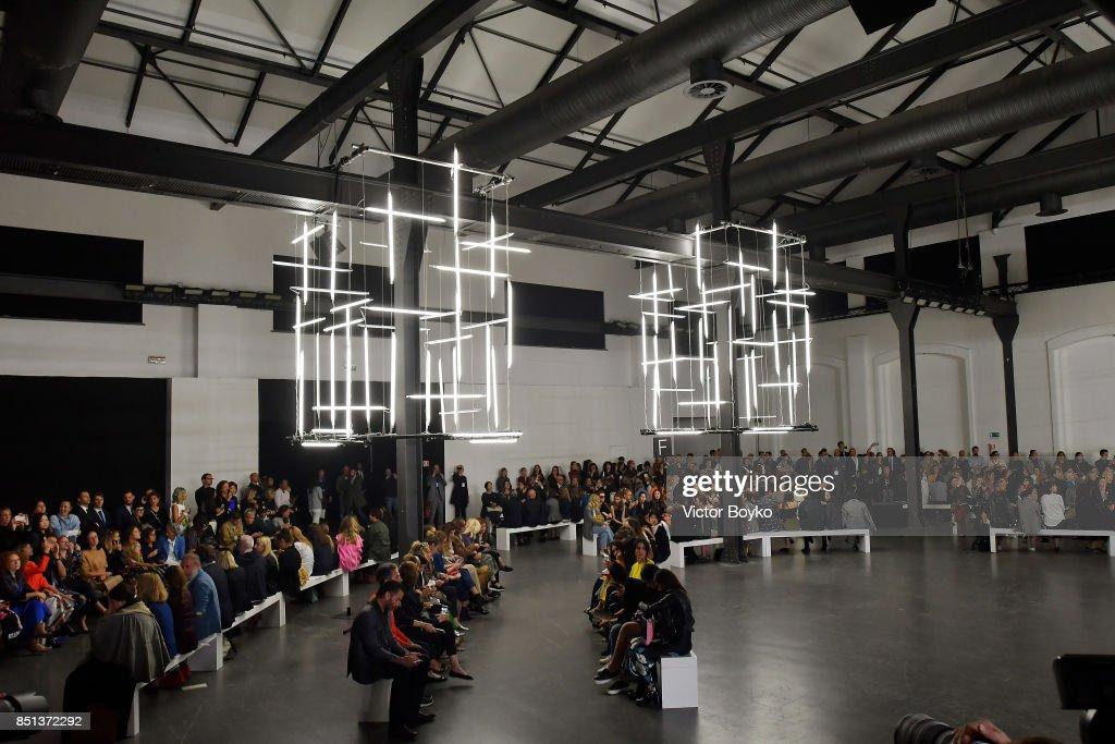 Sportmax - Runway - Milan Fashion Week Spring/Summer 2018 : ニュース写真