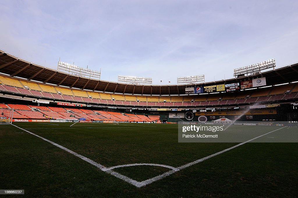 Houston Dynamo v DC United - Eastern Conference Championship - Leg 2 : News Photo