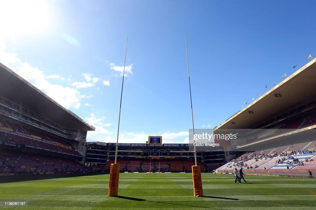 ZAF: Super Rugby Rd 10 - Stormers v Brumbies