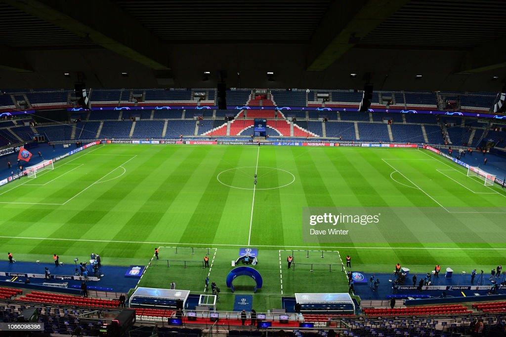 FRA: Paris Saint Germain v Liverpool - UEFA Champions League