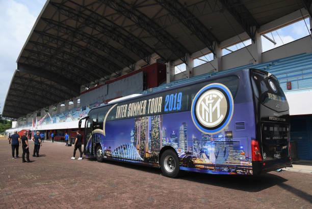 SGP: FC Internazionale Pre-Season Summer Tour