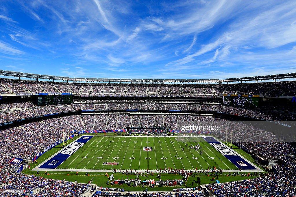 Arizona Cardinals v New York Giants : News Photo