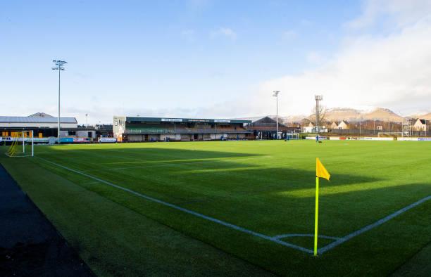 GBR: Alloa Athletic v Heart of Midlothian - Scottish Championship