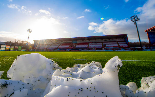 GBR: Hamilton Academical v Dundee United - Ladbrokes Scottish Premiership