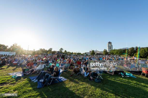 General view during a Special Sneak Peek of Ken Burns' PBS documentary series Country Music at Autry Museum of the American West on July 27 2019 in...