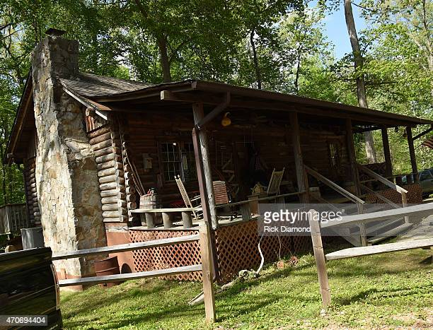 General view during Country Rock Group Love And Theft and friends Cabin Fever Writing Sessions on April 21 2015 in Dover Tennessee