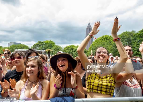 General view during day 2 of Shaky Knees Music Festival at Atlanta Central Park on May 03, 2019 in Atlanta, Georgia.
