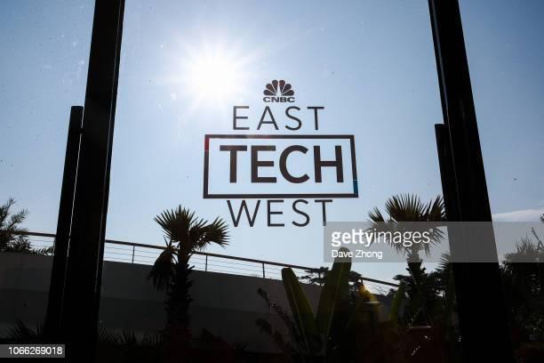 A general view during Day 3 of CNBC East Tech West at LN Garden Hotel Nansha Guangzhou on November 29 2018 in Nansha Guangzhou China